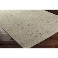 Hand-Knotted Bernal Indoor Area Rug - 8' x 10'