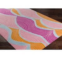 """Hand-Tufted Charing Wool Area Rug - 7'6"""" x 9'6"""""""