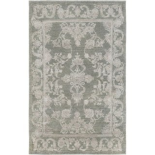 Hand-Knotted Berkshire Indoor Rug (6' x 9')