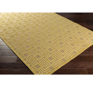 Meticulously Woven Center Rug (5' x 7'6)