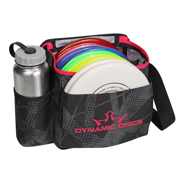 Dynamic Discs Fracture Pink Cadet Disc Golf Bag