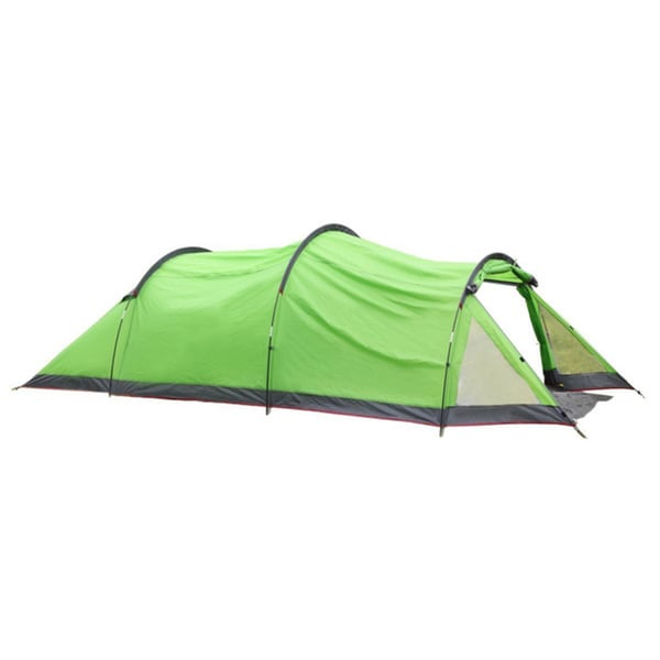 Semoo Large D-Style Door Durable Tear Resistant 2-Person Lightweight Camping/ Traveling/ Hiking Tent with Compression Bag