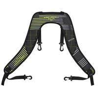 Dynamic Discs Stoke Chartreuse Disc Golf Bag Strap