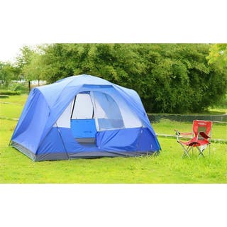Semoo Waterproof 5-Person Family Camping/ Travelling Tent with Compression Bag|https://ak1.ostkcdn.com/images/products/11130184/P18130780.jpg?impolicy=medium