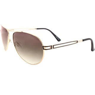 Epic Eyewear 'tales of a Thousand Nights' Double Bar Tri-layer Uv400 Lens Aviator