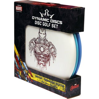 Dynamic Discs Marvel Prime Starter Set