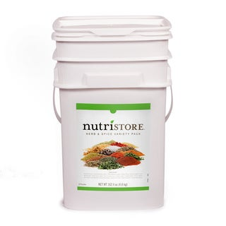 Nutristore Herb and Spice Variety Kit