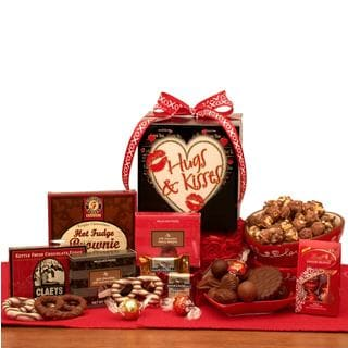 Hugs and Kisses Valentine Care Package