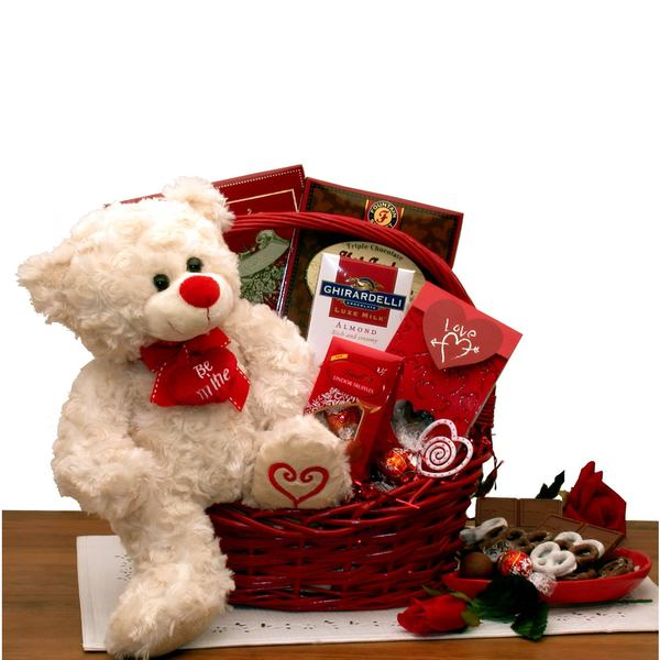 98b807fa8d Say You'll Be Mine Valentine Gift Basket