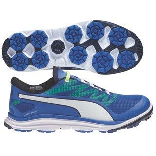 PUMA BioDrive Golf Shoes 18758103 2015 Blue/Peacoat/Yellow
