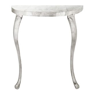 Hamilton Antique Silver Wall Console