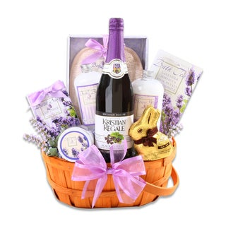Gifting Group Relaxing Easter Lavender Gift Basket