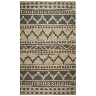 Rizzy Home Whittier Collection WR9627 Accent Rug (9' x 12') - 9' x 12'