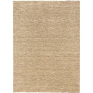 ecarpetgallery Kashkuli Gabbeh Beige Wool Rug (4'8 x 6'5)