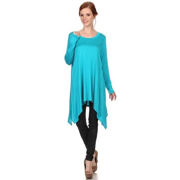 MOA Collection Women's Long Sleeve Tunic
