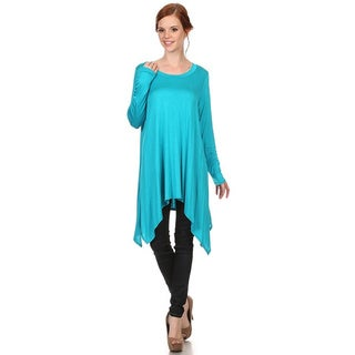 MOA Collection Women's Long Sleeve Tunic