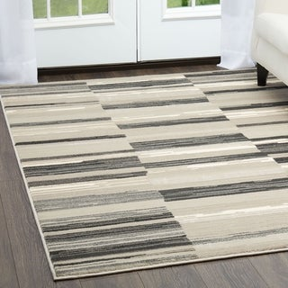 Home Dynamix Oxford Collection Transitional Area Rug (7'10 x 10'2)