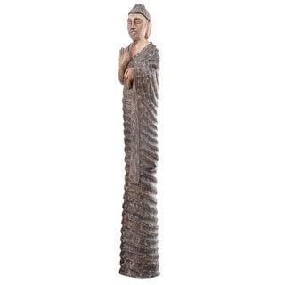 Culto Tall Standing Buddha Sculpture