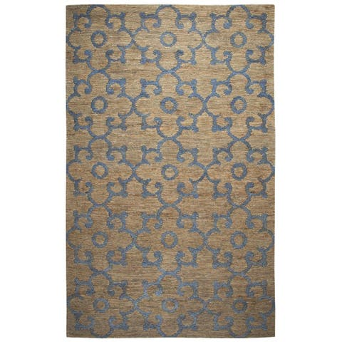 Rizzy Home Whittier Collection WR9632 Accent Rug (3' x 5') - 3' x 5'