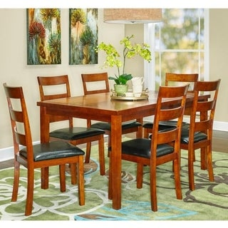 Powell Boone 7-Piece Dining Set