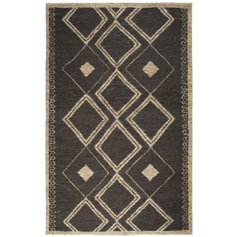 Rizzy Home Whittier Collection WR9634 Accent Rug (3' x 5') - 3' x 5'