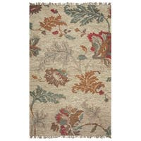 Rizzy Home Whittier Collection WR9620 Accent Rug - 9' x 12'