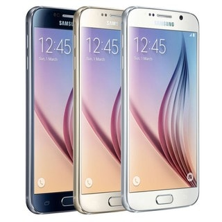 Samsung Galaxy S6 SM-G920V 4G LTE Android Verizon/ GSM Unlocked Smartphone (Refurbished)