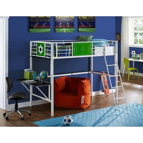Powell Goalie Loft Bed