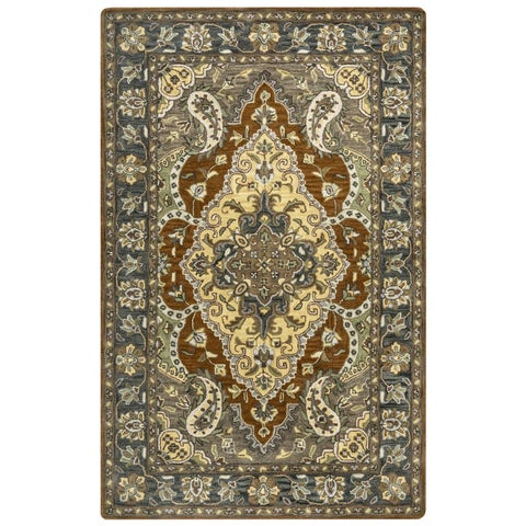 Liberty Collection VN9451 Area Rug (8' x 10') - 8' x 10'