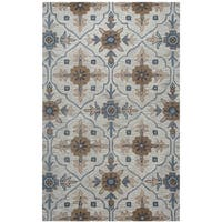 Rizzy Home Valintino Collection Area Rug (8' x 10') - 8' x 10'