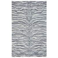 Rizzy Home Valintino Collection VN9649 Area Rug (8' x 10') - 8' x 10'