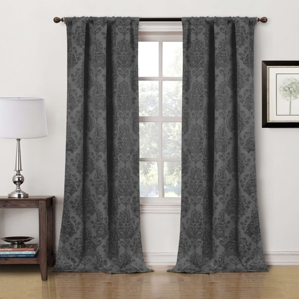 Duck River Phelan Blackout Grommet Curtain Panel Pair