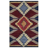 Rizzy Home Southwest Collection SU9010 Accent Rug - 9' x 12'