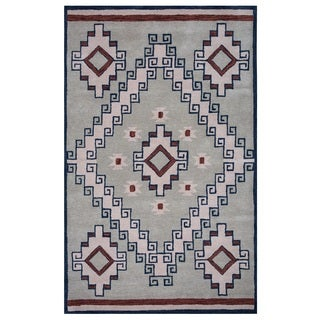 Rizzy Home Southwest Collection SU9011 Accent Rug (9' x 12')