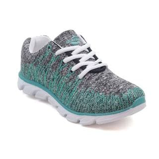 Blue Women's 'Coffatti' Athletic Sneakers