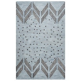 Rizzy Home Tumble Weed Loft Collection TL9249 Accent Rug (3' x 5')