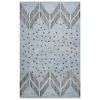 Rizzy Home Tumble Weed Loft Collection TL9249 Accent Rug - 3' x 5'