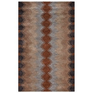 Rizzy Home Tumble Weed Loft Collection TL9250 Accent Rug (3' x 5')