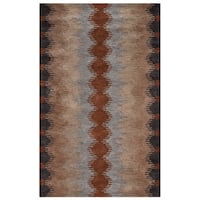 Rizzy Home Tumble Weed Loft Collection TL9250 Accent Rug - 3' x 5'