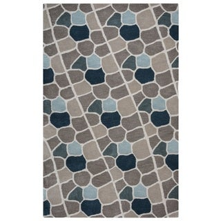Rizzy Home Valintino Collection VN9509 Area Rug (9' x 12')