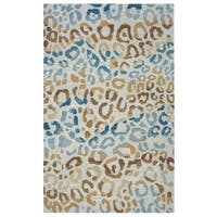 Rizzy Home Valintino Collection VN9648 Area Rug (9' x 12') - 9' x 12'