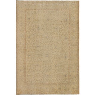 ecarpetgallery Anatolian Sunwash Beige Wool Rug (6'11 x 10'4)