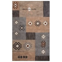 Rizzy Home Tumble Weed Loft Collection TL9251 Area Rug - Multi-color - 8' x 10'