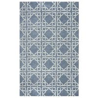 Rizzy Home Valintino Collection VN9688 Area Rug (8' x 10') - 8' x 10'