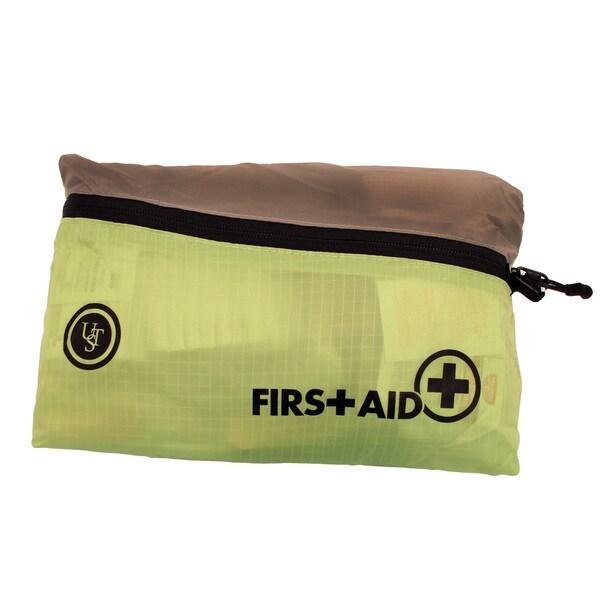 Ultimate Survival Technologies Lime FeatherLite Marine First Aid Kit 3.0