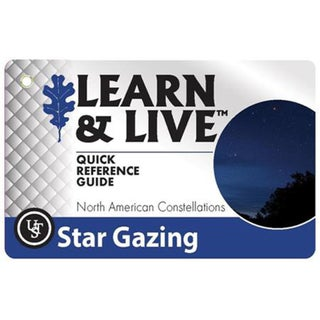Ultimate Survival Technologies Learn and Live Cards Star Gazing