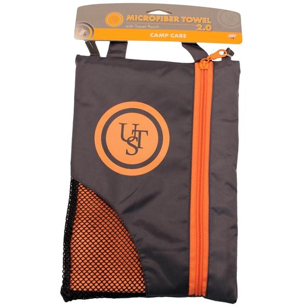 Ultimate Survival Technologies Orange MicroFiber Towel 2.0