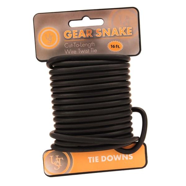 Ultimate Survival Technologies Black Gear Snake Black