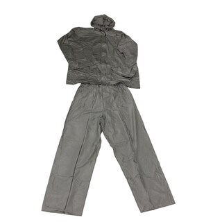 Ultimate Survival Technologies Grey Adult All-Weather Rain Suit Small