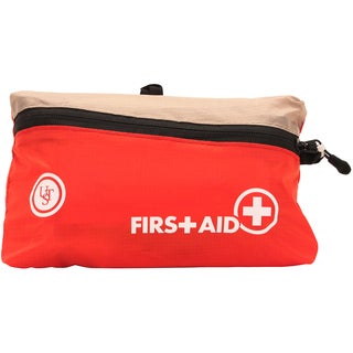 Ultimate Survival Technologies Red FeatherLite First Aid Kit 2.0